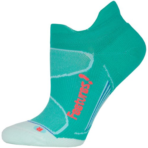 Feetures Elite Light Cushion No Show Tab Socks: Feetures Socks