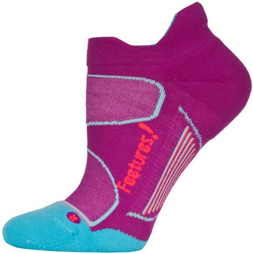 Feetures Elite Max Cushion No Show Tab Socks: Feetures Socks