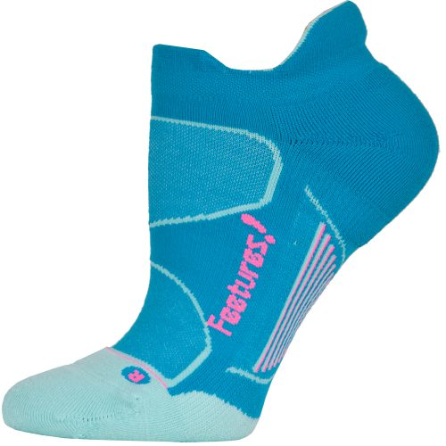 Feetures Elite Max Cushion No Show Tab Socks: Feetures Socks