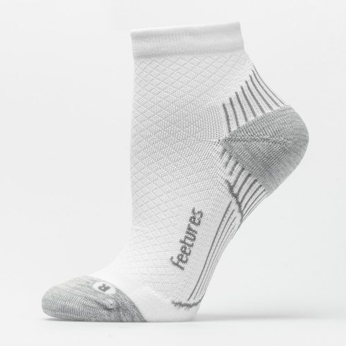 Feetures PF Relief Cushion Quarter Socks: Feetures Socks