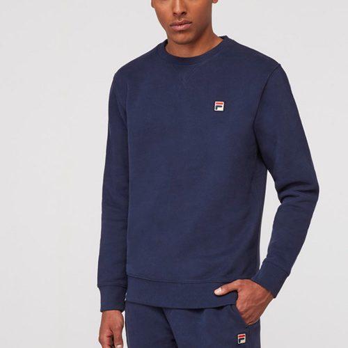 Fila Brixen Crew Sweatshirt: Fila Men's Athletic Apparel