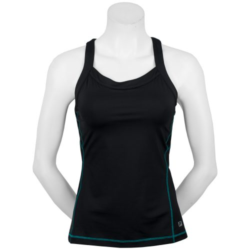 Fila Court Allure Strappy Tank: Fila Women's Tennis Apparel