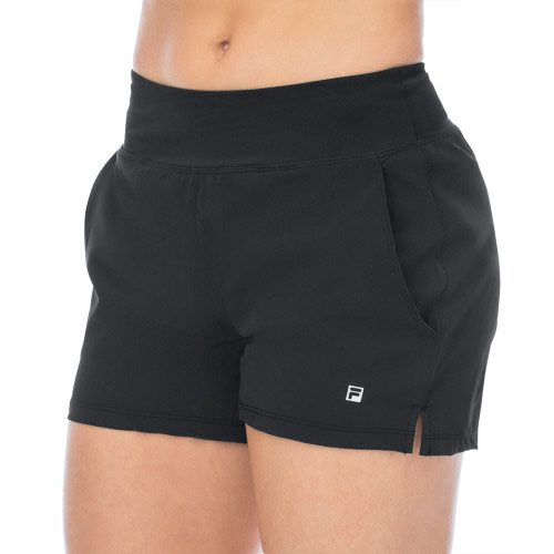 Fila Foundation Double Layer Short: Fila Women's Tennis Apparel