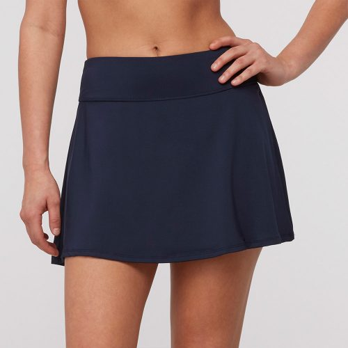 Fila Foundation Long Flirty Skirt: Fila Women's Tennis Apparel