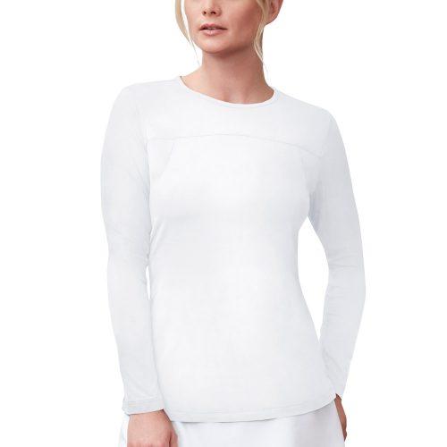 Fila Foundation UV Blocker Long Sleeve Top: Fila Women's Tennis Apparel