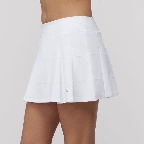 Fila Foundation Woven Pleated Skort: Fila Women's Tennis Apparel