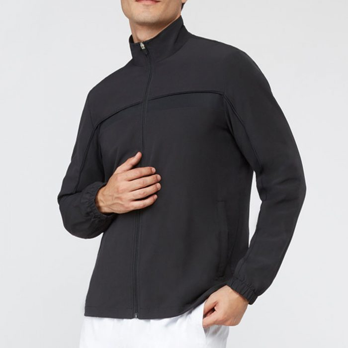 Fila Fundamental Jacket: Fila Men's Tennis Apparel