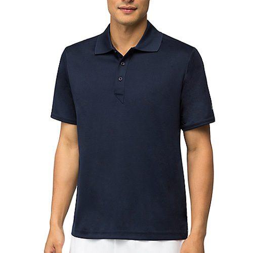 Fila Fundamental Solid Polo: Fila Men's Tennis Apparel