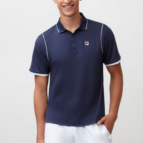Fila Heritage Polo Summer 2018: Fila Men's Tennis Apparel