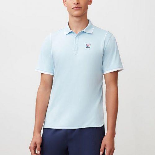 Fila Heritage Polo Summer 2018: Fila Men's Tennis Apparel