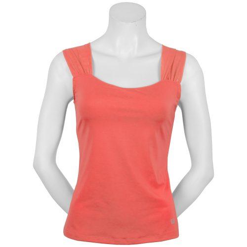 Fila Illusion Impact Sleeve Tank: Fila Women's Tennis Apparel