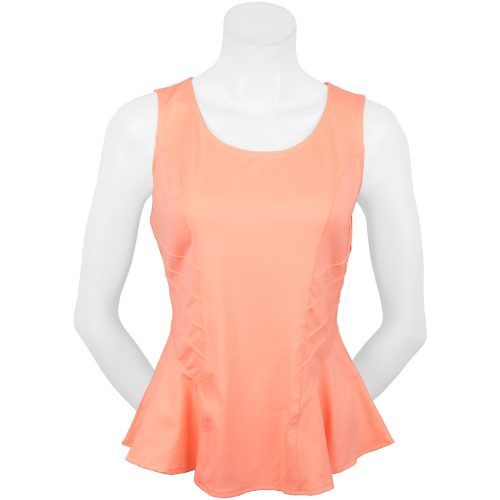 Fila Lawn Full Coverage Tank: Fila Women's Tennis Apparel
