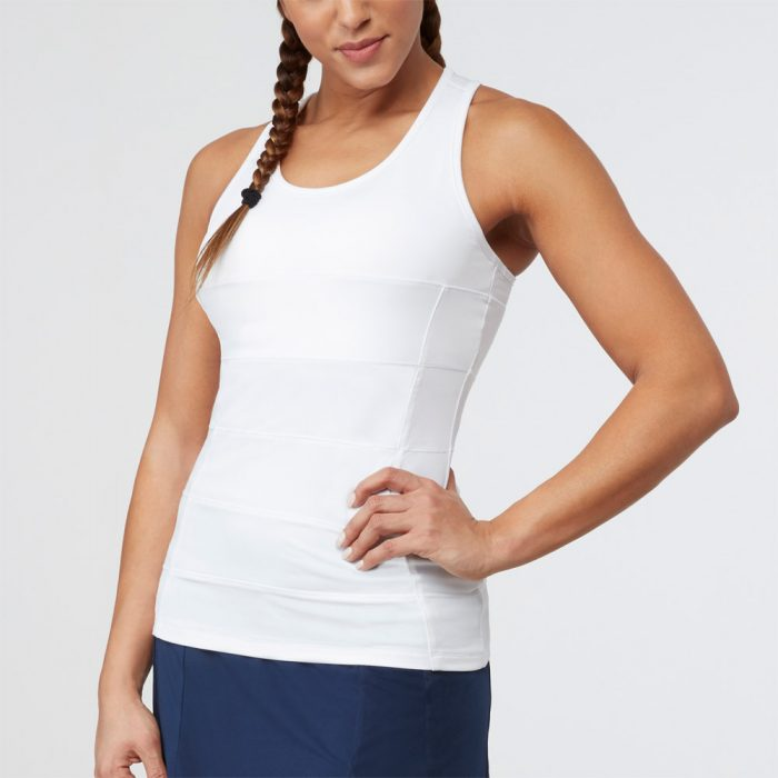 Fila Seamed Racerback Tank Ladies: Fila Tennis Apparel
