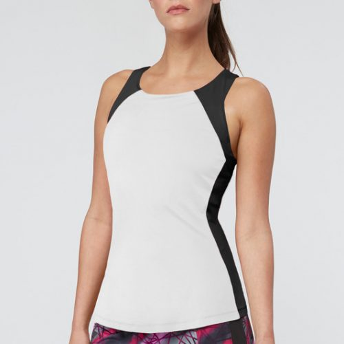 Fila Sleek Racerback Tank: Fila Women's Tennis Apparel