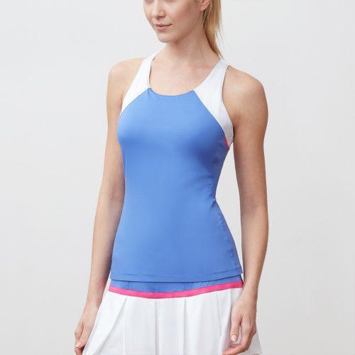 Fila Sweetspot Halter Tank: Fila Women's Tennis Apparel