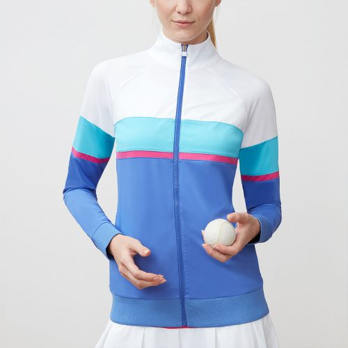 Fila Sweetspot Jacket: Fila Women's Tennis Apparel