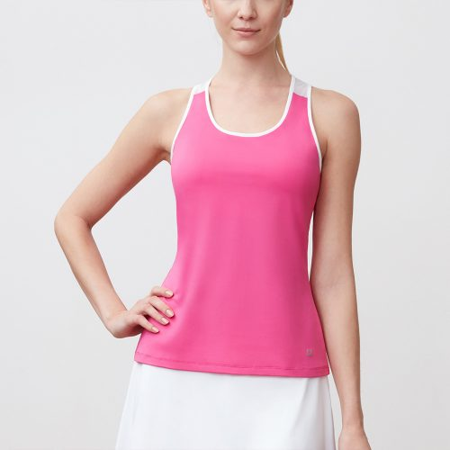 Fila Sweetspot Mesh Back Tank: Fila Women's Tennis Apparel