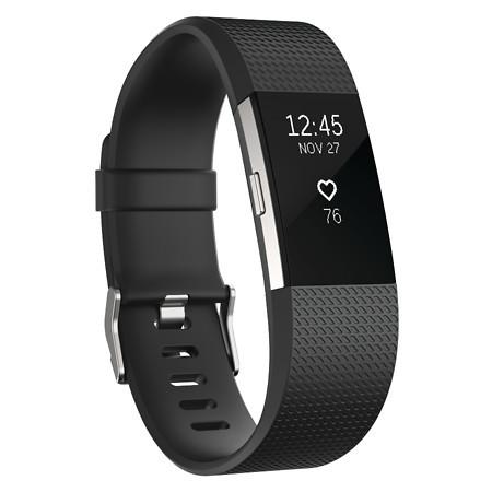 Fitbit Charge 2 Black - 1 ea