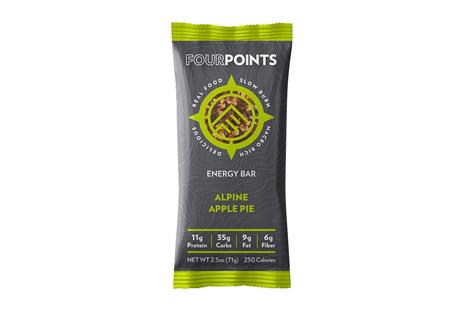 Fourpoints Alpine Apple Pie Bar - Box of 12