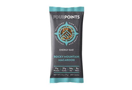 Fourpoints Rocky Mountain Macaroon Bar - Box of 12