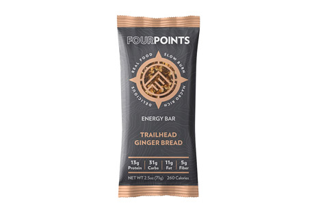 Fourpoints Trailhead Gingerbread Bar - Box of 12