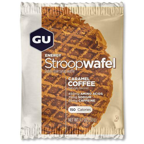 GU Energy Stroopwafel 16 Pack: GU Nutrition