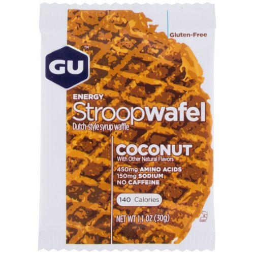GU Energy Stroopwafel Gluten Free 16 Pack: GU Nutrition