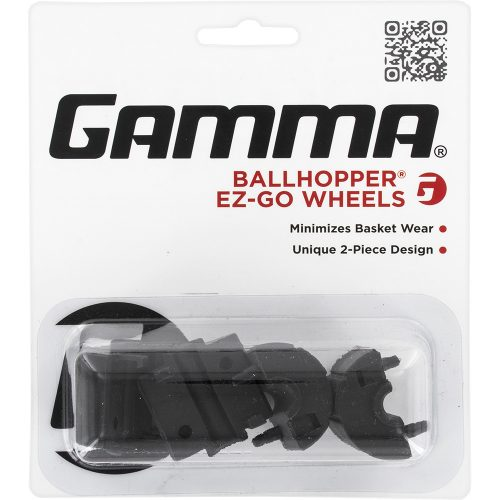 Gamma Ball Hopper Basket Wheels: Gamma Ball Hoppers
