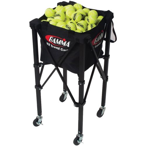 Gamma Ballhopper EZ Travel Cart 250: Gamma Teaching Carts