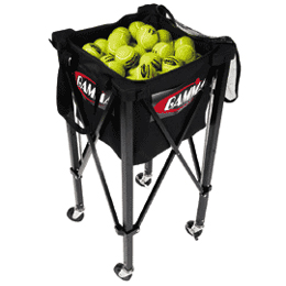 Gamma Ballhopper EZ Travel Cart: Gamma Teaching Carts