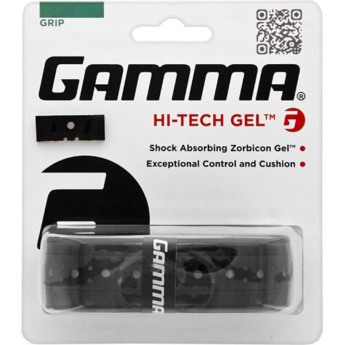 Gamma Hi-Tech Gel Grip: Gamma Tennis Replacet Grips