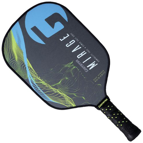 Gamma Mirage Paddle: Gamma Pickleball Paddles