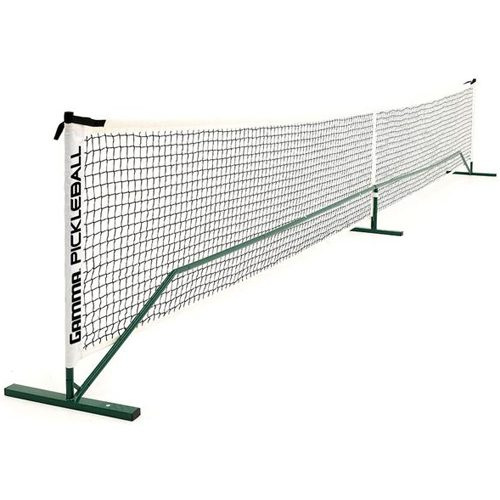Gamma Portable Pickleball Net/Frame/Carrying Case: Gamma Pickleball Court Equipt