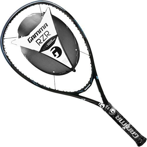 Gamma RZR Bubba 117: Gamma Tennis Racquets