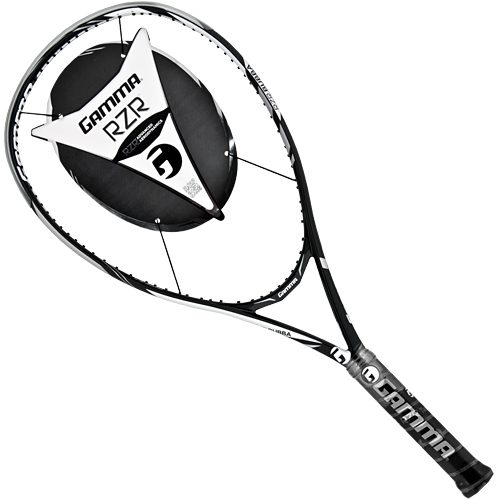 Gamma RZR Bubba 137: Gamma Tennis Racquets