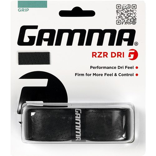 Gamma RZR Dri Replacement Grip: Gamma Tennis Replacet Grips