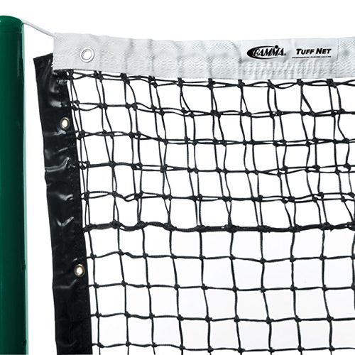 Gamma Tuff Polyester Net: Gamma Tennis Nets & Accessories