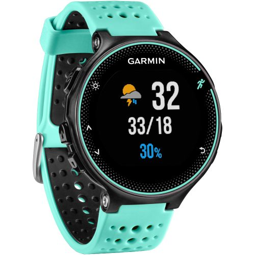 Garmin Forerunner 235 Frost Blue: Garmin Heart Rate Monitors
