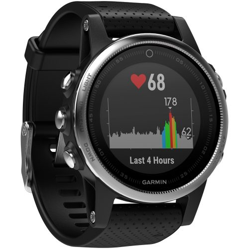 Garmin fenix 5s Black: Garmin Heart Rate Monitors