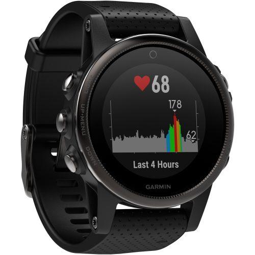 Garmin fenix 5s Sapphire Black: Garmin Heart Rate Monitors