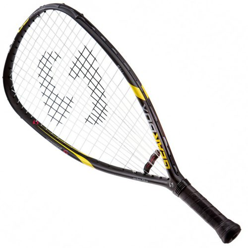 Gearbox 125 170G Black/Yellow: Gearbox Racquetball Racquets