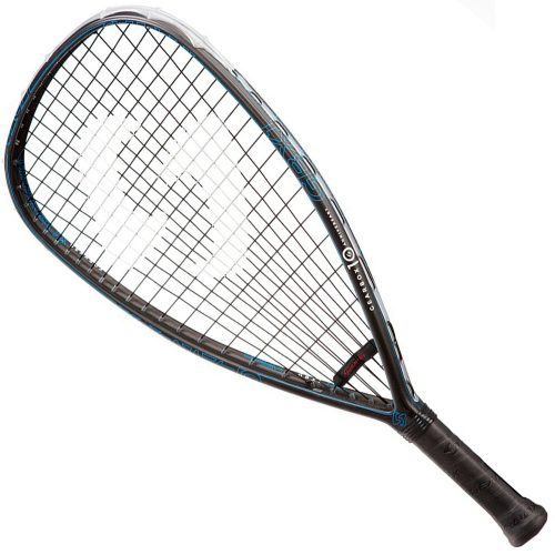 Gearbox GBX1 Anniversary Edition 170 Teardrop Blue: Gearbox Racquetball Racquets