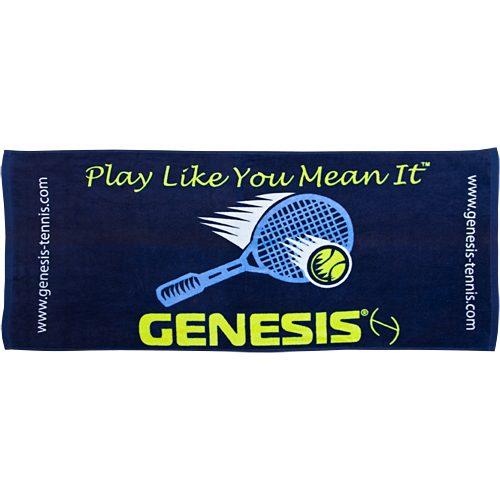 """Genesis Court Towel 39.5"""" x 17"""": Genesis Sport Towels"""