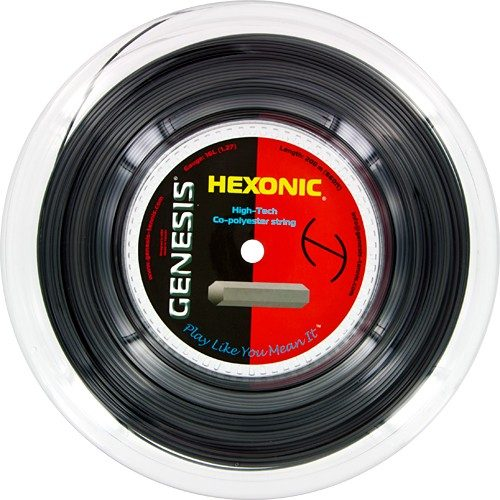 Genesis Hexonic 16L 660' Reel: Genesis Tennis String Reels