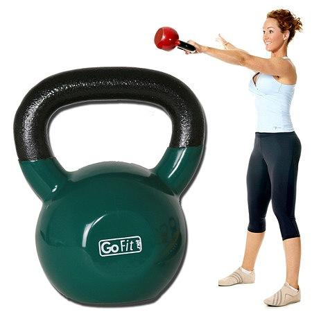 GoFit 35 lb. KettleBell - 1 ea.