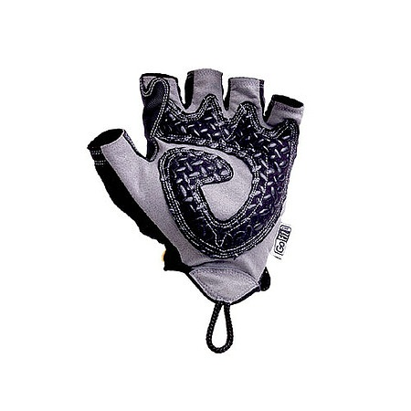 GoFit Diamond-Tac Weightlifting Glove Black medium - 1 pr