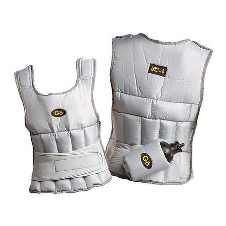GoFit Unisex Adjustable Weighted Vest - 1 ea