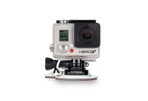 GoPro Surfboard Camera Mounts - black, one size