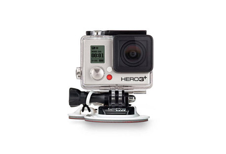 GoPro Surfboard Camera Mounts
