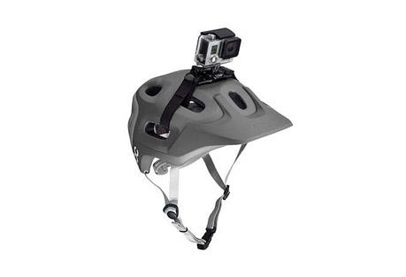 GoPro Vented Helmet Camera Strap Mount